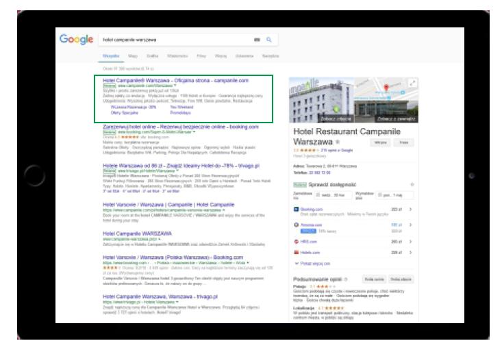 AdWords - zwiększ widoczność w wyszukiwarce