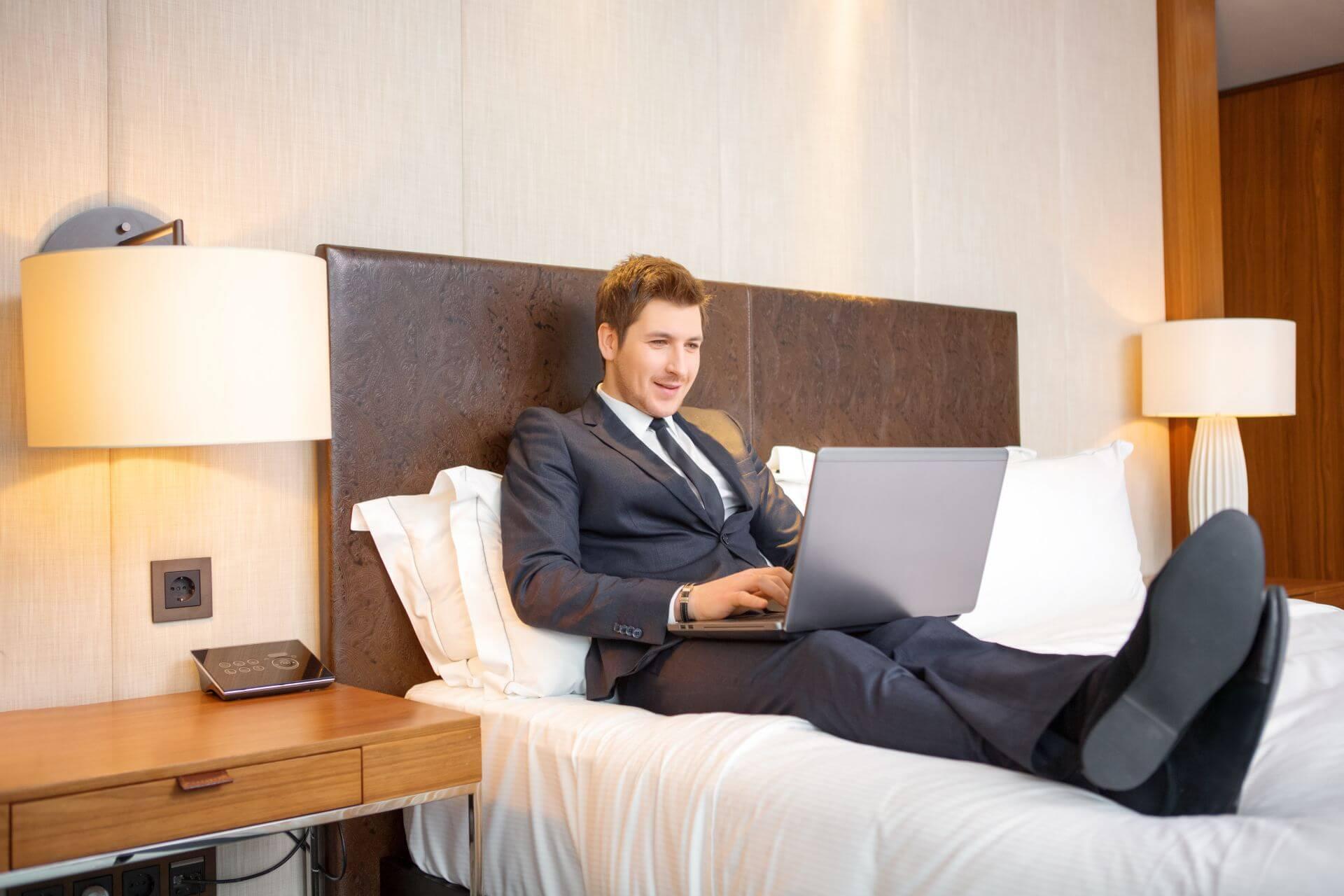 strategia obiektu hotelowego klient biznesowy