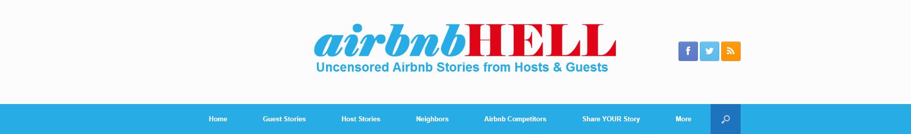 airbnb opinie negatywne