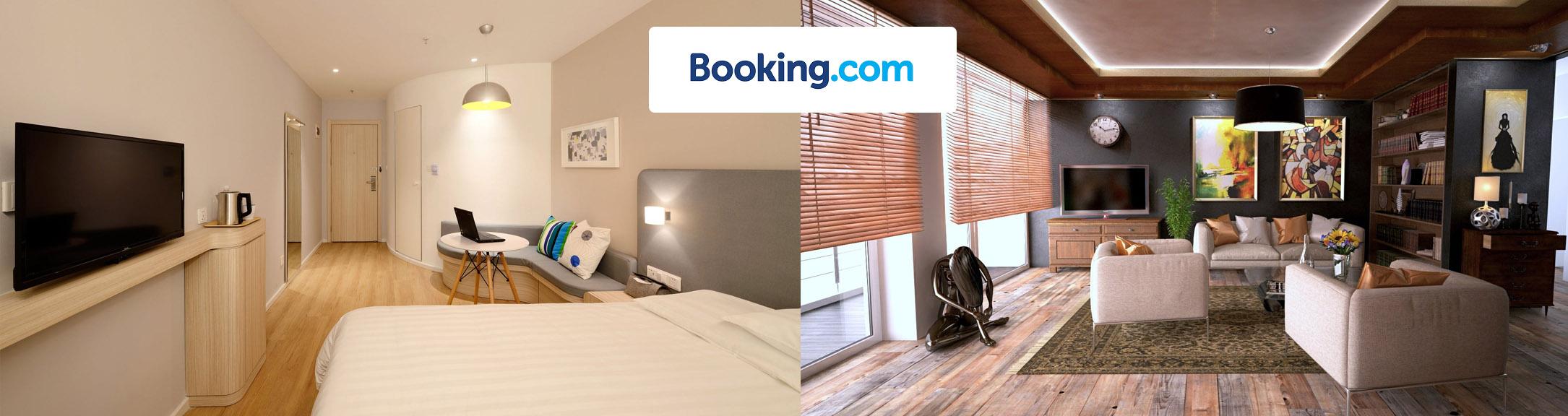 wizytówka booking
