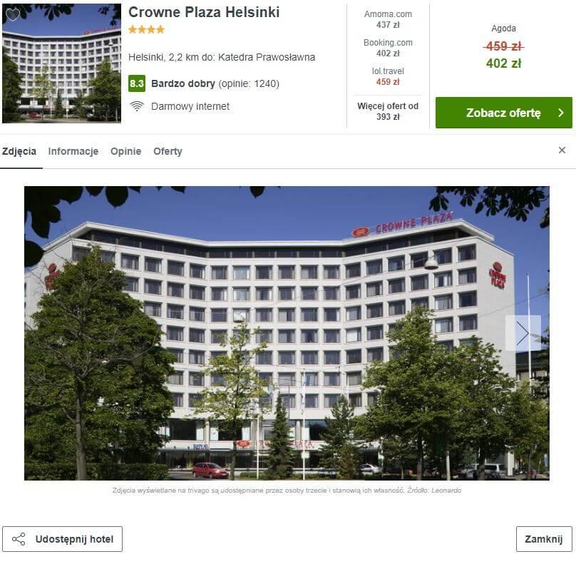 zdjęcia hotelu