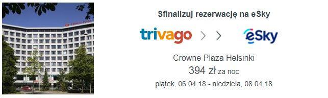 trivago.com przekierowanie