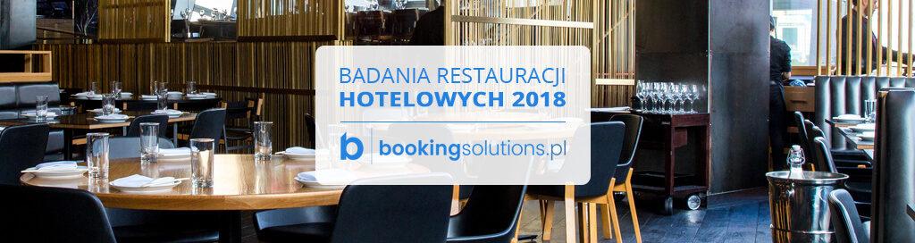 restauracje hotelowe marketing badania