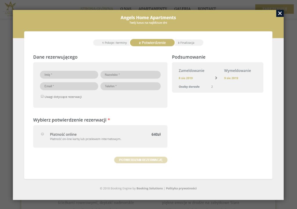 moduł płatności w BSEngine