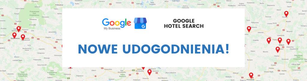 Wizytówka w Google Maps i Hotel Search – nowe udogodnienia! - miniatura
