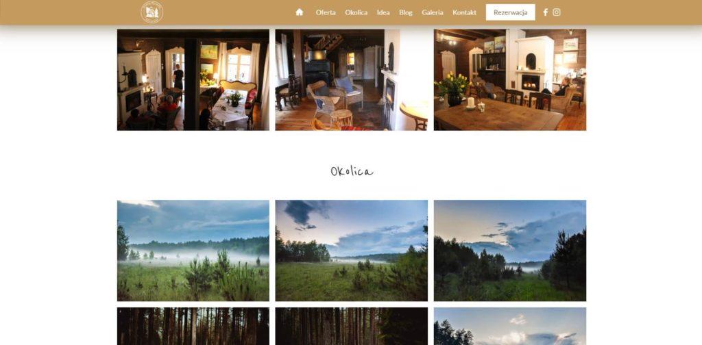 zdjęcia hotelu na stronie www