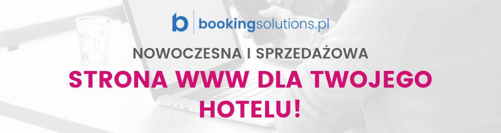 Sprzedażowe strony internetowe dla hoteli, czyli jakie? - miniatura