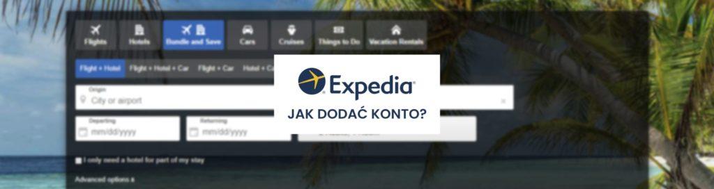 Jak założyć konto hotelu w Expedia Group - miniatura