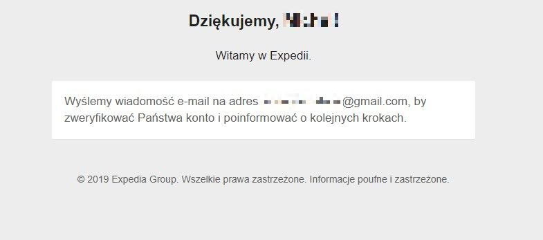 witamy w expedia group