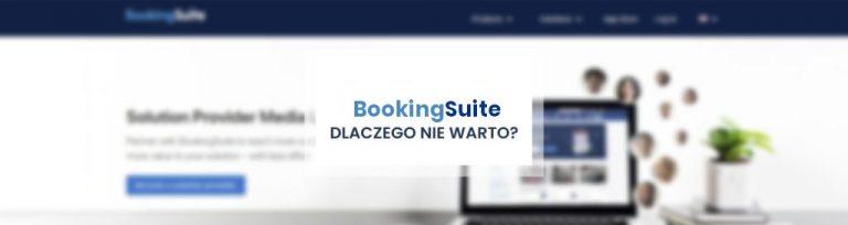 BookingSuite dlaczego nie warto
