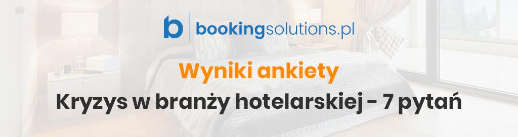 Branża hotelarska w dobie kryzysu – 7 pytań – wyniki ankiety - miniatura