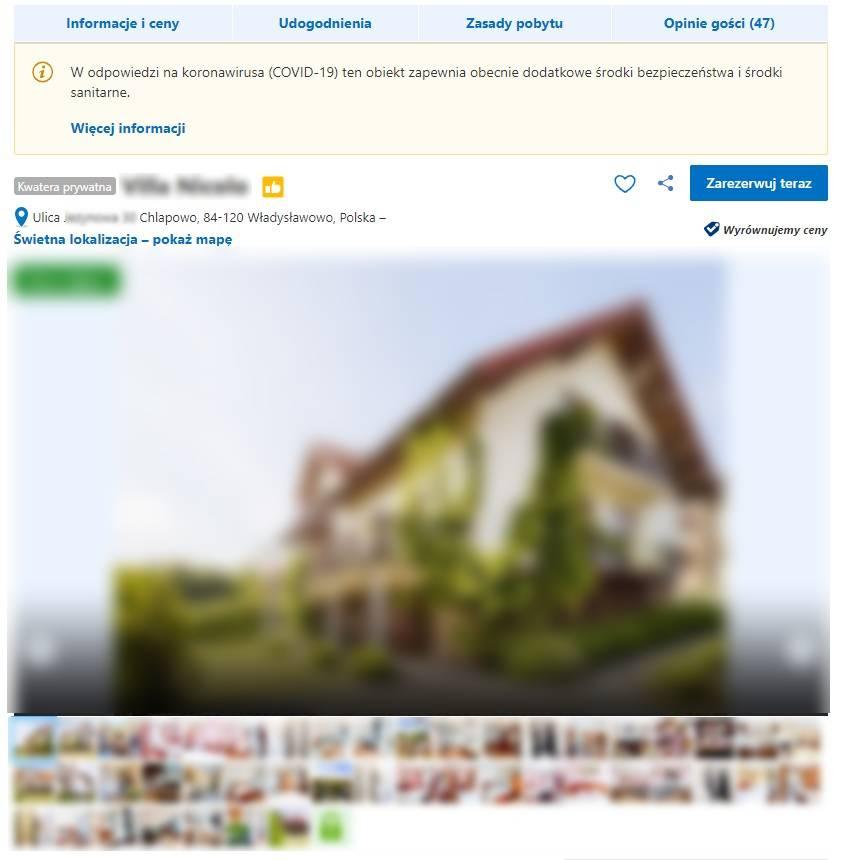 Zdjęcia hotelu na Booking.com
