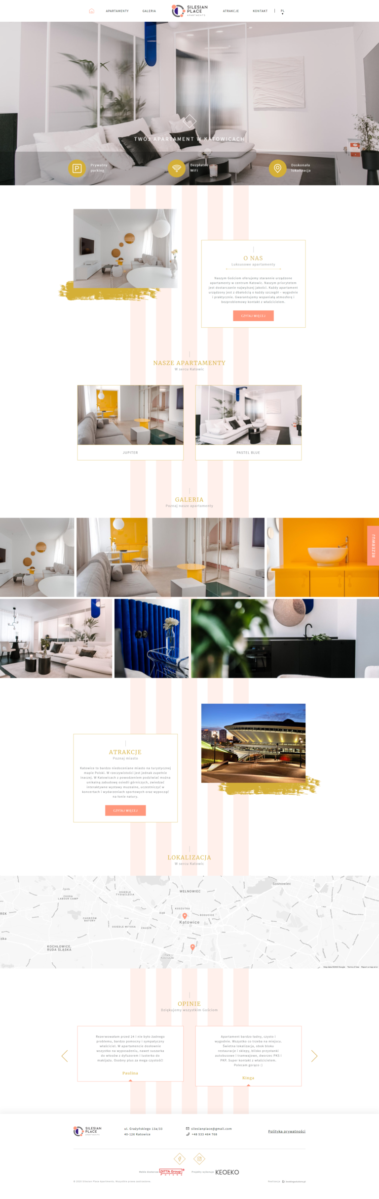 Strony internetowe dla hoteli - 7 punktów, dzięki którym zbudujesz idealną stronę dla swojego obiektu. 2