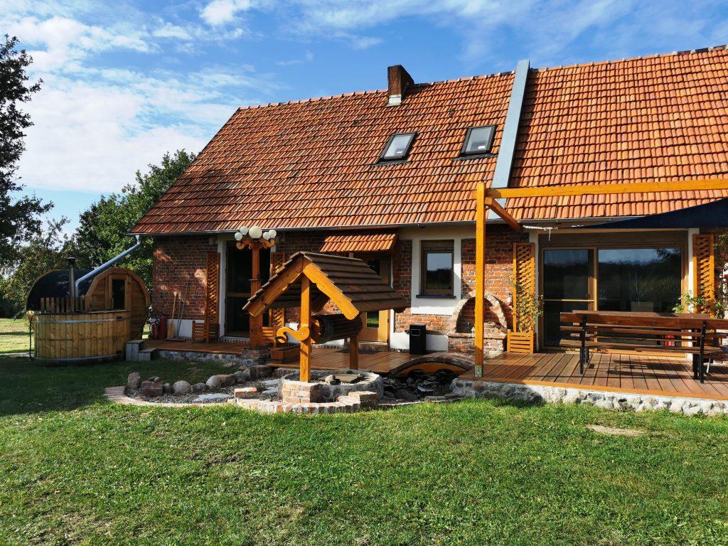 Dom w Sulisławiu